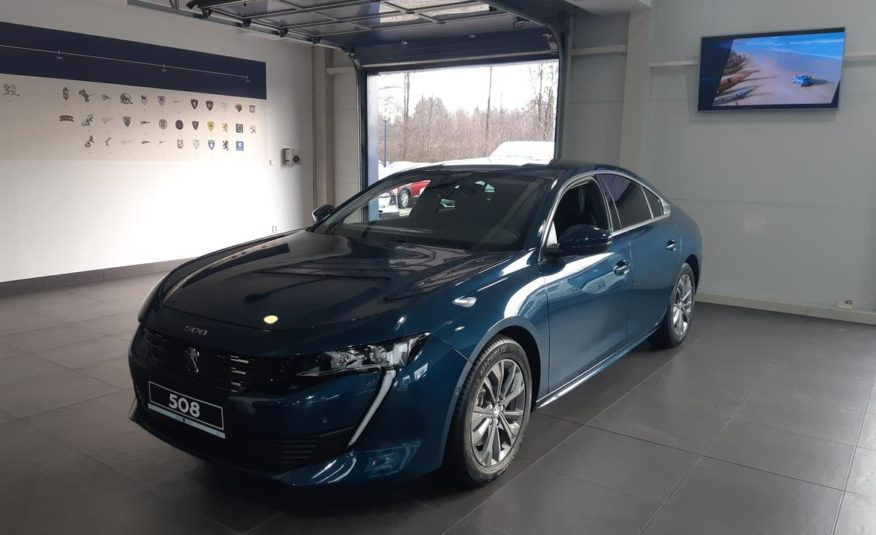 Peugeot  508 ALLURE BlueHDi 160 S&S EAT8
