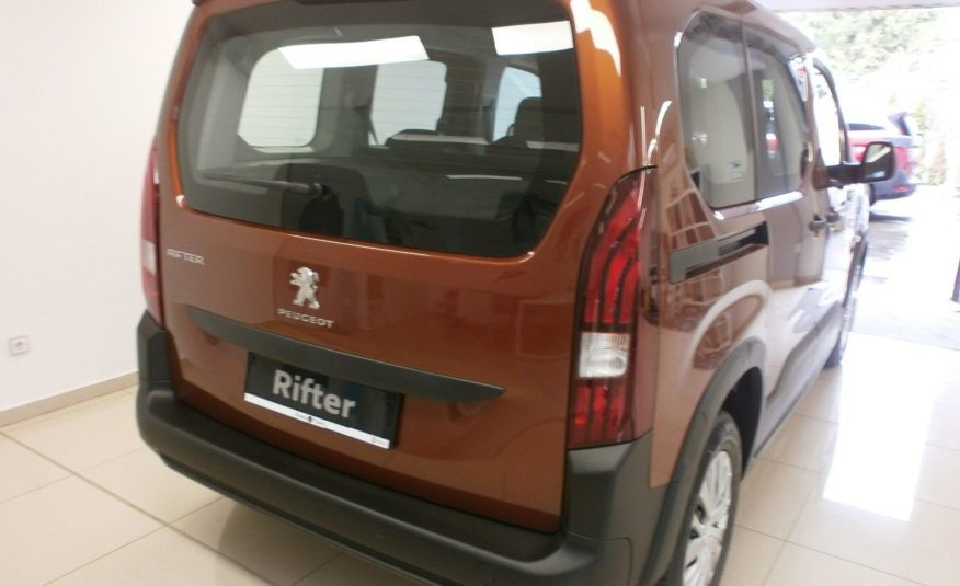 Peugeot  Rifter Active Pack 1,5 BlueHDI100 S&S MAN6